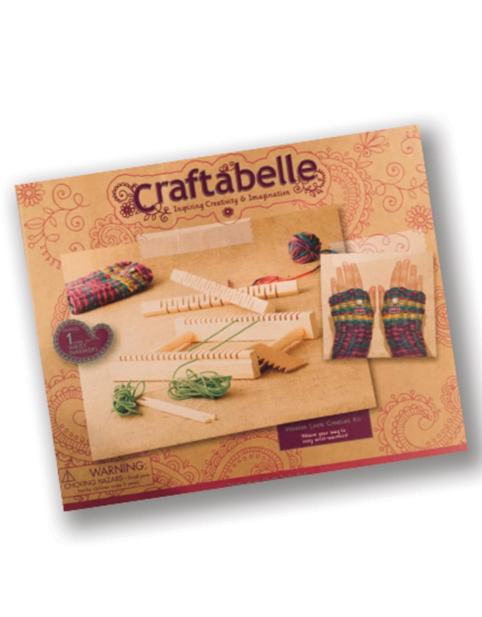 Craftabelle Wooden Loom Creation Kit