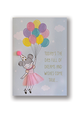 """""""Today's the Day"""" Birthday Card"""