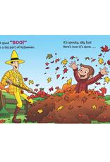 Curious George Halloween Boofest  (Board Book)