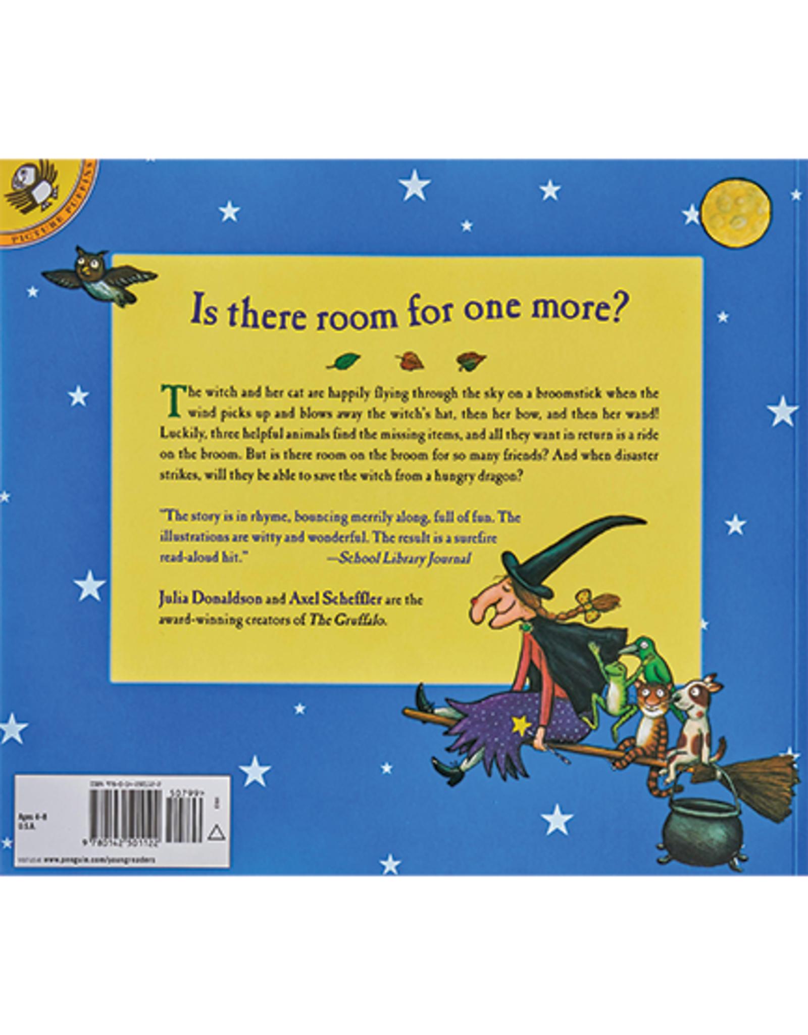 Room on the Broom (Board Book)