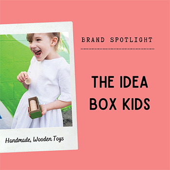 Brand Spotlight:  The Idea Box Kids