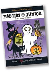 Halloween Mad Libs, Junior Edition
