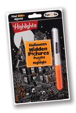 Halloween Hidden Pictures to Highlight