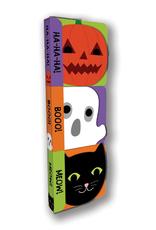 Chunky Pack: Halloween: Ha-Ha-Ha!, Booo!, and Meow!
