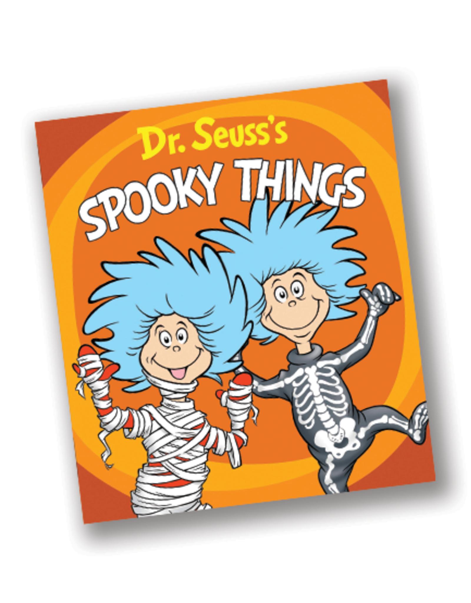 Dr. Seuss's Spooky Things (Board Book)