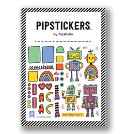 Pipsticks Do the Bop Boop Beep Stickers