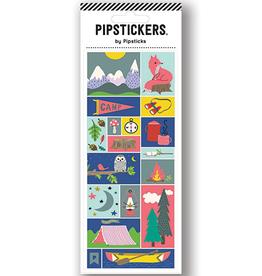 Pipsticks Summer Camp Stickers