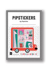 Pipsticks Mass Transit Sticker