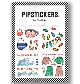 Pipsticks Night Before Christmas Stickers