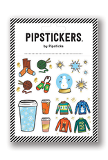 Pipsticks Sweater Weather Stickers