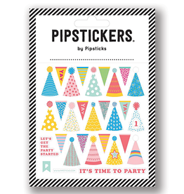 Pipsticks Time to Party Stickers