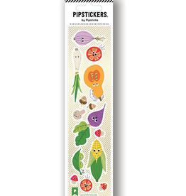 Pipsticks Vivacious Veggies Stickers