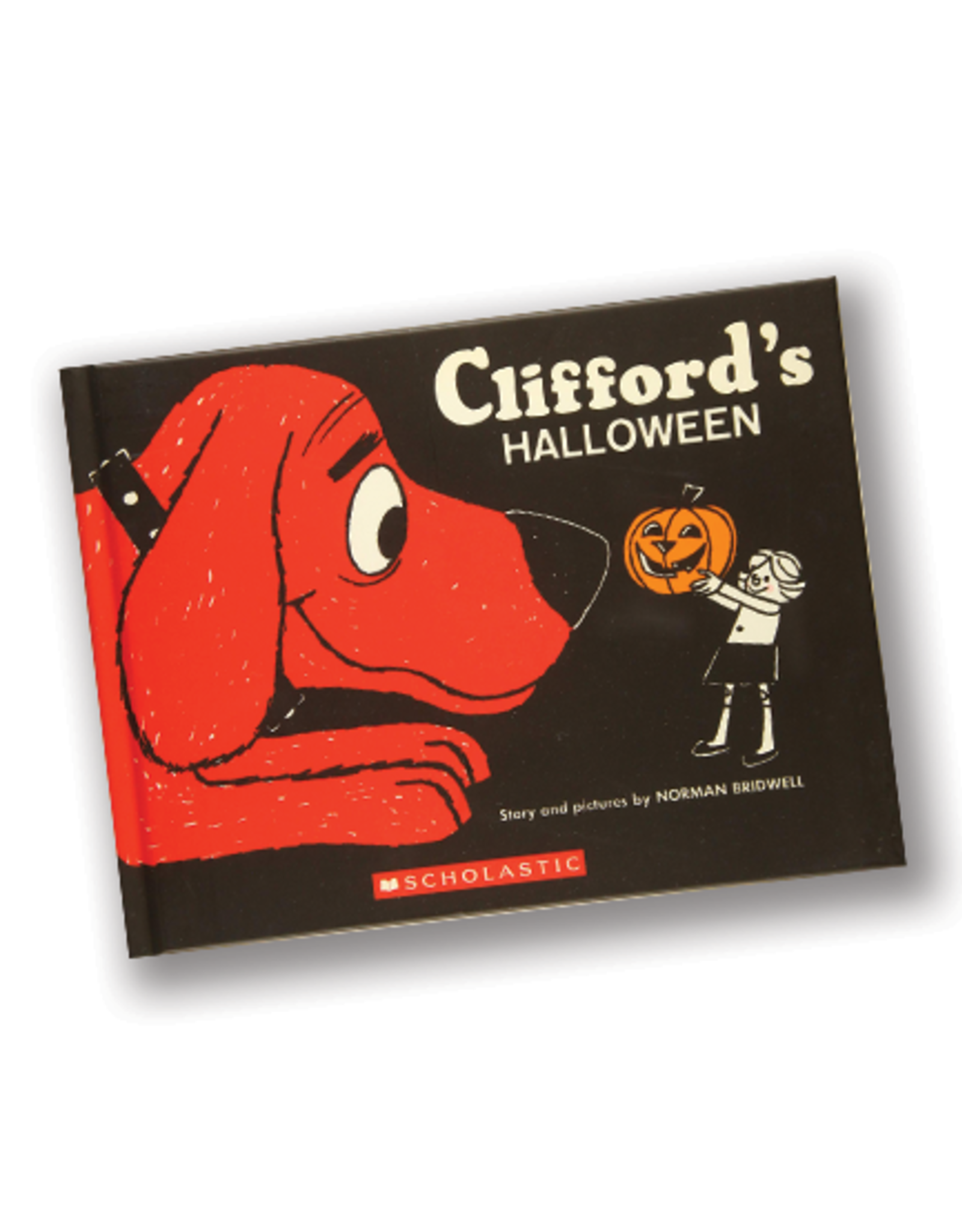 Clifford's Halloween:  Vintage Hardcover Edition