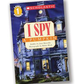 I Spy A Pumpkin (Level 1 Reader)