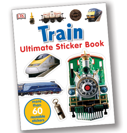 Ultimate Train Sticker Book