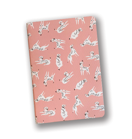 Pink Dalmation Journal