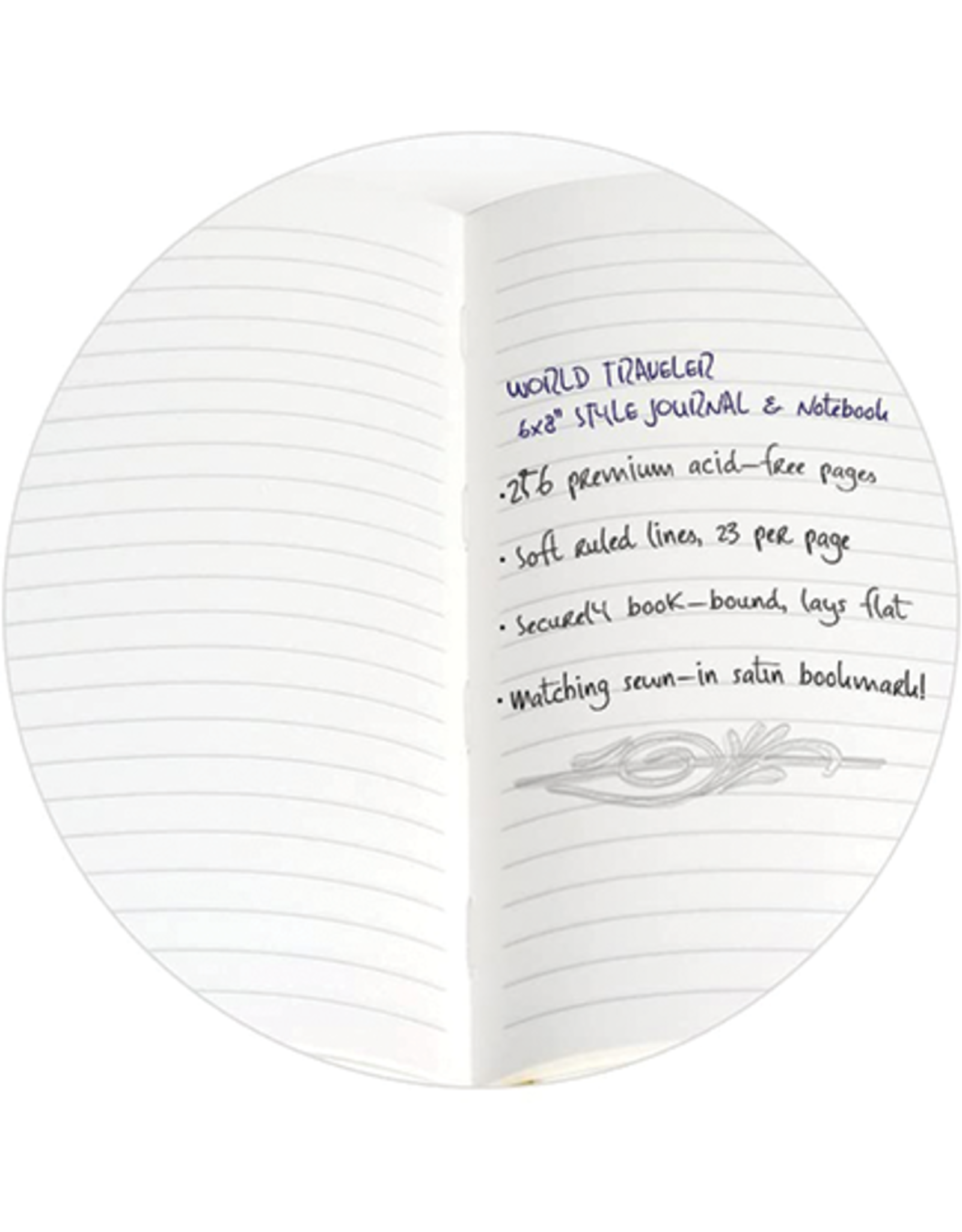 """Eccolo """"Find Your Balance"""" Journal"""