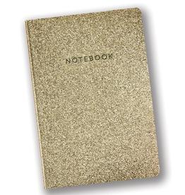 """Eccolo """"Notebook"""" Gold FlexiCover Journal"""