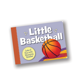 Sleeping Bear Press Little Basketball (Board Book)