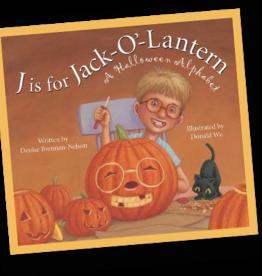 Sleeping Bear Press J is for Jack-O'-Lantern:  A Halloween Alphabet