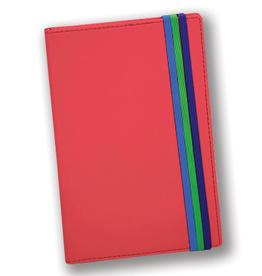 Magenta Lined Journal