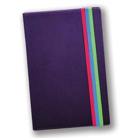 Purple Lined Journal