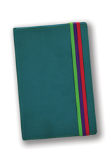 Teal Lined Journal