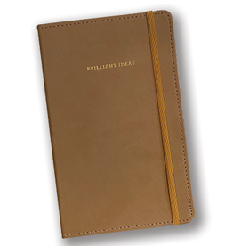 Brilliant Ideas Lined Journal