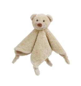 Baby Brown Bear Plush Lovey