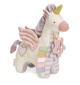 Itzy Ritzy Pegasus Activity Plush with Teether