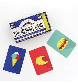 Ginger Fox The Memory Game Matchbox Game