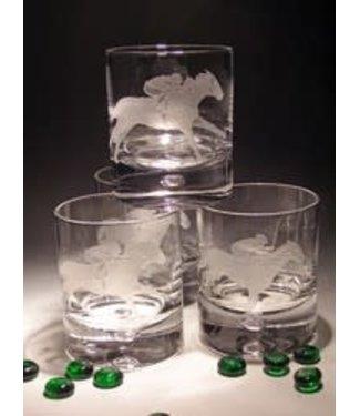 Evergreen Crystal, Inc. 11 oz Traditional Rocks Glass