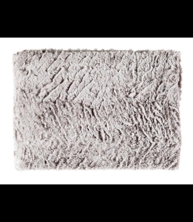 Felina Faux Fur Throw (Wheat)