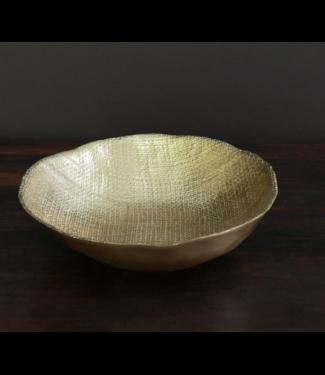 Beatriz Ball Sierra Chelsea Medium Bowl - Gold