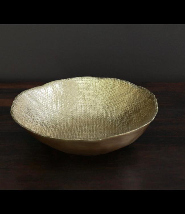 Sierra Chelsea Medium Bowl - Gold