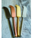 Be Home Matte Onyx Cheese Knife