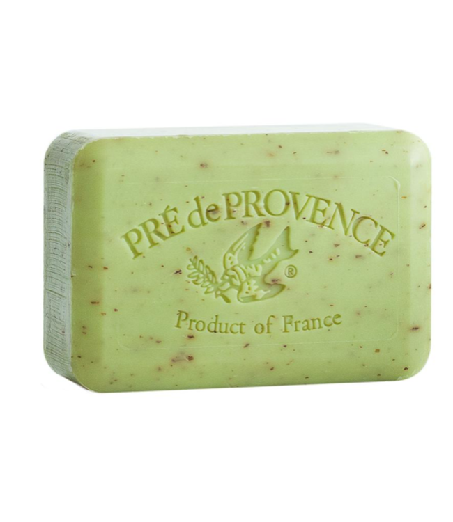 Large Lime Zest Shea Butter Soap