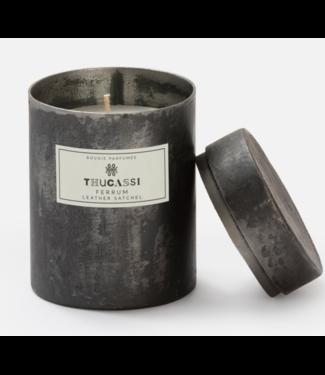 Thucassi Ferrum Metal Candle