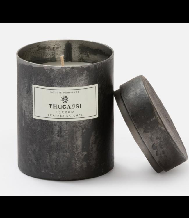 Ferrum Metal Candle