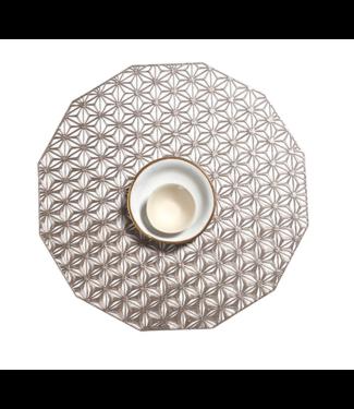 Gunmetal Kaleidoscope Tablemat