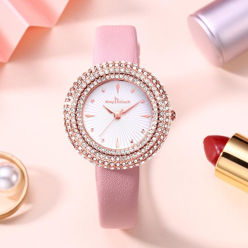 Relojes de Acero para Dama