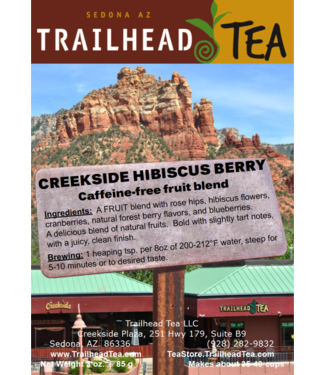 Herbal Blends Creekside Hibiscus Berry