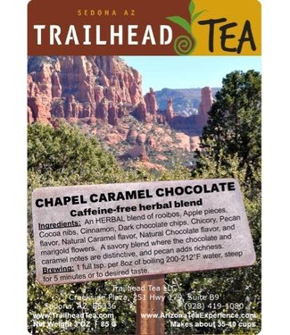 Herbal from South Africa Chapel Caramel Chocolate