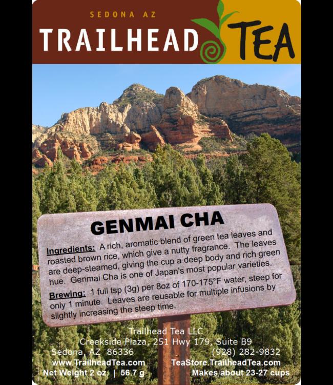 Tea from Japan Genmaicha, Premium