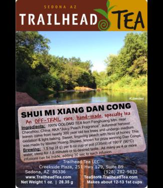 Off-Trail-Rare Shui Mi Xiang, Juicy Honey Peach Phoenix Dan Cong (Off-Trail Oolong)