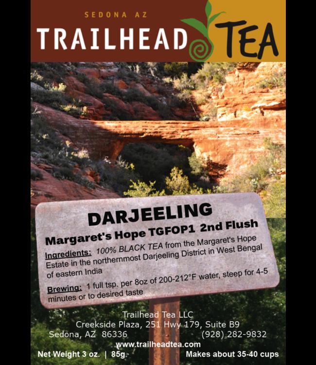 Tea from India Darjeeling FTGFOP1 Mhope S.F