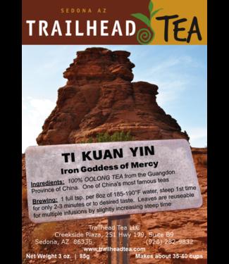 Tea from China Goddess of Mercy/Tie Guan Yin