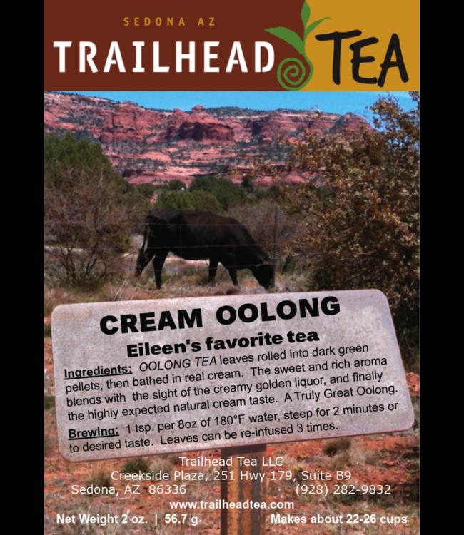 Tea from China Cream Oolong
