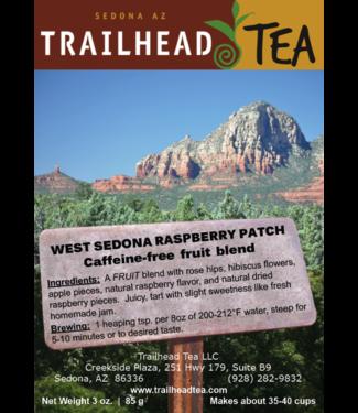 Herbal Blends West Sedona Raspberry Patch