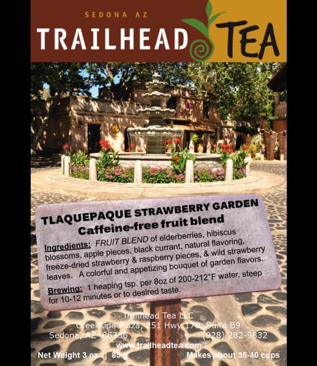 Herbal Blends Tlaquepaque Strawberry Garden